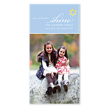 Aria Hanukkah Photo Cards