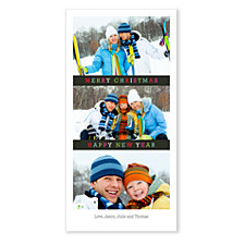 MC & HNY Holiday Photo Cards