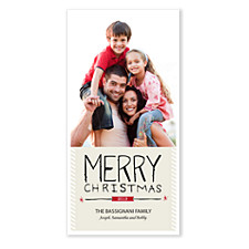 Christmastime Photo Holiday Cards