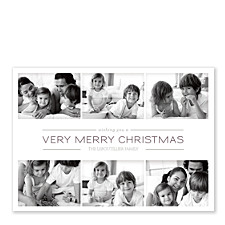 Picture Box Holiday Photo Cards