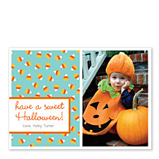 Sweet Halloween Photo Cards