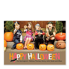 Batty Halloween Cards