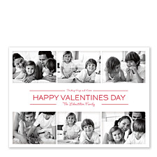 Picture Box Photo Valentine Cards
