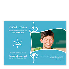 Bar Mitzvah Bar Mitzvah Invitations