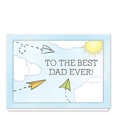 Paper Sky Father's Day Cards