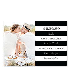 Now & Forever Save the Date Cards