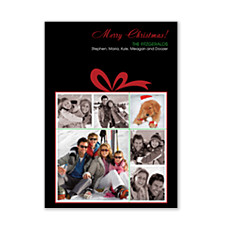 Picture Present Christmas Photo Cards