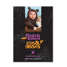 Bugs and Kisses Halloween Cards