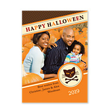 Nine Lives Halloween Cards