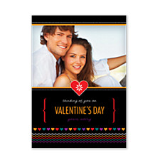 Thinking of You Valentine Photo Cards