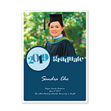 Memorable Year Graduation Party Invitations