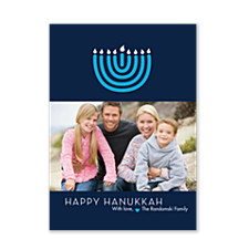 Come Light the Menorah Hanukkah Cards