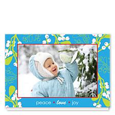 Mistletoe Magic Photo Christmas Cards