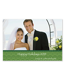 Winter Wishes Photo Christmas Cards