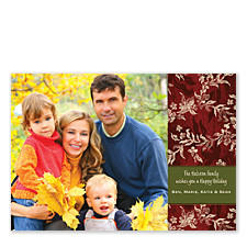 Splendid Photo Holiday Cards