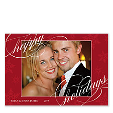 Swooch Christmas Photo Cards