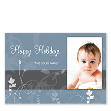 Flourishing Christmas Photo Cards