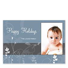 Flourishing Christmas Photo Cards