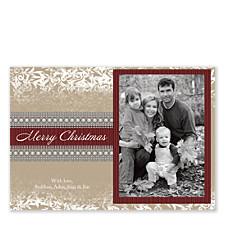 Prosperity Photo Christmas Cards
