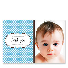 Thoughtful Thank You Photo Cards