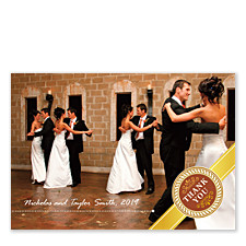 Thank You Banner Photo Thank You Cards