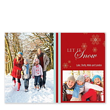 Holiday Memories Photo Cards