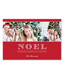 Oh Holy Night Holiday Photo Cards