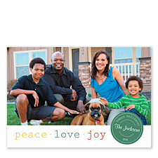 Oh Joy Holiday Photo Cards