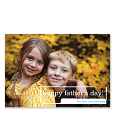 Happy Father's Day Photo Cards