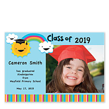 A Little Sunshine Graduation Cards