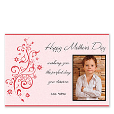 Wishing you a Perfect Day Mother's Day Cards