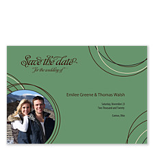 Bands Save the Date Cards