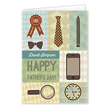 Dad's Things Father's Day Cards