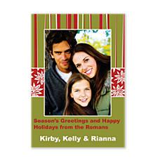 Nostalgia Photo Christmas Cards
