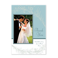 Charismatic Photo Thank You Cards