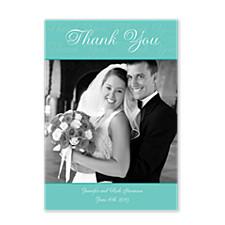 Stylish Thank You Photo Cards