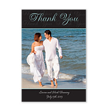 Our Special Day Thank You Photo Cards