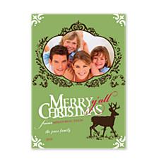 Texas Holiday Photo Cards