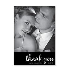 Gratitude Wedding Thank You Cards
