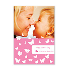 Heart all a Flutter Mother's Day Cards