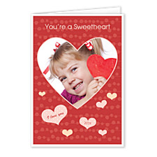 Sweetheart Valentine's Day Cards
