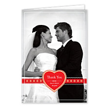 Sincere Thanks Wedding Thank You Cards
