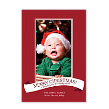 Dear Santa Christmas Photo Cards