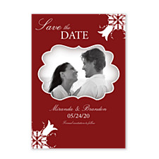More Than Words Save the Date Cards