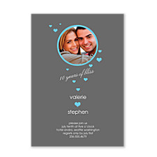 Bliss Adult Party Invitations