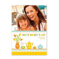 Gathering Photo Mother's Day Cards