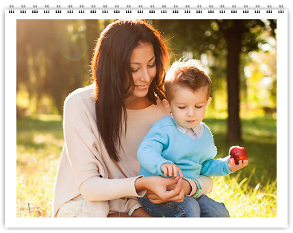 Photo Gallery 12 Month Photo Wall Calendar 11 x 8.5